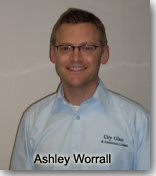 Ashley Worrall